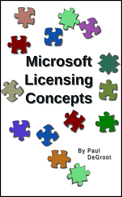 Microsoft Licensing Concepts